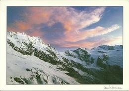 Gran Paradiso (Valle D'Aosta) Panorama Dal Bivacco Money, Fotografo Davide Camisasca - Italia