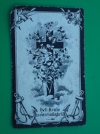 Maria Vandenameele - Verschoore Geboren Te Dadizeele 1836 En Overleden Te Ledeghem 1905    (2scans) - Religion & Esotérisme