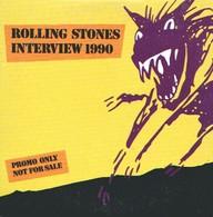 ROLLING STONES - Interview 1990 - CD - Rock