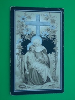 Omer Hercamer - Markey Geboren Te Steenkerke En Overleden Te Wulveringhem 1914 Ouderdom Van 35 Jaar    (2scans) - Religion & Esotérisme