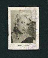 """""""PETIT ALMANACH POUR 1956"""" - 28 PAGES DISTRIBUÉ PAR J. LAURENT- BAZAR - LES ABRETS (ISÈRE) AVEC PHOTO DE MARTINE CAROL - Calendars"""