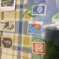 TEMATICA AQUILONI - Stamps