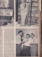 (pagine-pages)CANZONE NAPOLETANA  Epoca1953/152r. - Books, Magazines, Comics