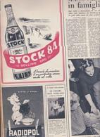 (pagine-pages)PUBBLICITA' STOCK  Epoca1953/152r. - Books, Magazines, Comics