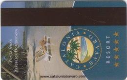 SPAGNA  KEY HOTEL  Hoteles Catalonia - BEACH - Hotel Keycards