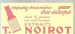 Buvard T. NOIROT Préparez-vous Même Vos Sirop - Liquor & Beer