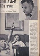 (pagine-pages)IL RAPPORTO ALFRED KINSEY  Epoca1953/153r. - Books, Magazines, Comics