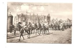 Metz. Kaisertage In Metz 1910. Nacht Der Parade. Les Dragons Allant à Frescaty. - Metz