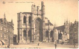 Leuven - Louvain - Eglise Saint-Pierre - Portail Ouest - Leuven