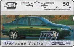 TWK Österreich Privat: 'Opel Vectra - 50E' Gebr. - Oesterreich