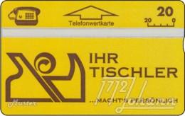 TWK Österreich Privat: 'Ihr Tischler - Tischlerinnung' Gebr. - Oesterreich