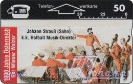 TWK Österreich Privat: '1000 J. Österreich - Wiener Walzer' Gebr. - Oesterreich