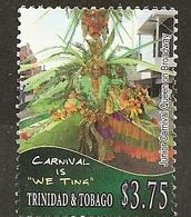 Trinite Trinidad & Tobago 200- Carnaval Obl - Trinidad & Tobago (1962-...)