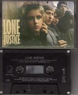 K7 - LONE JUSTICE - LONE JUSTICE - Cassettes Audio
