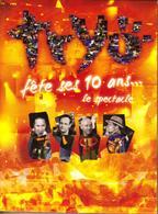 DVD - TRYO - FETE SES 10 ANS - LE SPECTACLE - DVD Musicaux