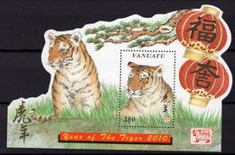 2010 - VANUATU  -  Mi. Nr. BL 68 - NH - (UP121.1) - Vanuatu (1980-...)