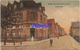 Griesheim - 1919 - Other Municipalities