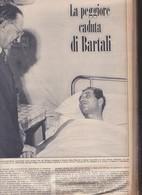 (pagine-pages)GINO BARTALI  Epoca1953/160r. - Books, Magazines, Comics