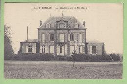 LE THIEULIN : Le Château De La Couture. TBE. 2 Scans. Edition Rogron - Other Municipalities