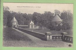 VILLEBON : Le Chenil Du Château. TBE. 2 Scans. Edition JRN - France