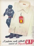 (pagine-pages)PUBBLICITA' CAPRI  Epoca1953/163r. - Books, Magazines, Comics