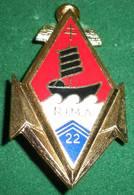 22° REGIUMENT D'INFANTERIE DE MARINE - Navy