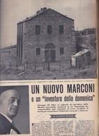 (pagine-pages)GIUSEPPE DE NITTO  Epoca1953/163r. - Books, Magazines, Comics