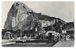 North View Of Rock And Frontier Gates - Gibraltar - The Rock Photographic Studio - 1959 - Gibraltar
