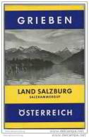 Grieben - Land Salzburg - Salzkammergut - 1970 - Oesterreich