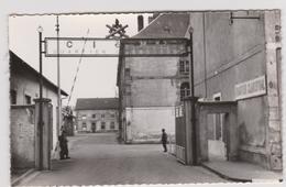 Meurthe Et Moselle :  LUNEVILLE :  Quartier  Diettmann , Caserne C I S M :   Carte Carnet : Entrée - Luneville