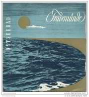 Travemünde 1955 - 32 Seiten Mit 53 Abbildungen - 24 Seiten Unterkunfts-Verzeichnis - Schleswig-Holstein