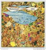 Westerland 1964 - Sylt - 12 Seiten Mit 25 Abbildungen - 32 Seiten Westerland Information - Schleswig-Holstein