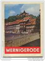 Wernigerode 60er Jahre - 32 Seiten Mit 34 Abbildungen - Saxe-Anhalt