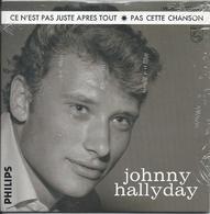 Single De Johnny Hallyday 1962  (pas Cette Chanson) - Autres
