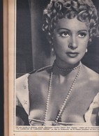 (pagine-pages)MARTINE CAROL  Epoca1953/165r. - Books, Magazines, Comics