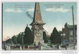 Sofia - Le Monument De Levsky - Bulgaria