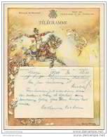 Royaume De Belgique - Koninkrijk Belgie - Telegramm - Telegram 50er Jahre - Ohne Zuordnung