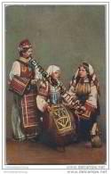 Bosnien-Herzegowina - Bosne I Hercegovine - Tracht - Bosnia And Herzegovina