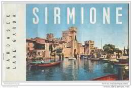 Sirmione 1959 - Gardasee - 12 Seiten Mit 12 Abbildungen - Italy