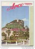 Arco 1957 - Faltblatt Mit 7 Abbildungen - Italy