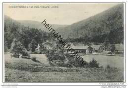 St. Andreasberg - Oberförsterei Oderhaus - St. Andreasberg