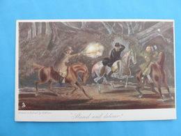 Chevaux. Raphael Tuck & Sons'. Série N°2723 (2) - Paarden