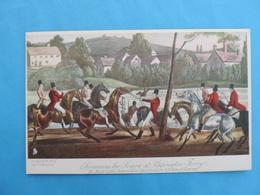 Chevaux. Raphael Tuck & Sons'. Série N°2723 (3) - Paarden