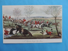 Chevaux. Raphael Tuck & Sons'. Série N°2723 (4) - Paarden