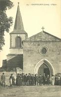CRAINTILLEUX (42)  - L' Eglise - Frankrijk