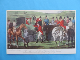 Chevaux. Raphael Tuck & Sons'. Série N°2723 (5) - Paarden