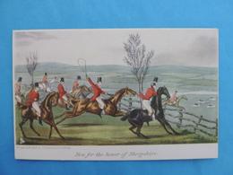 Chevaux. Raphael Tuck & Sons'. Série N°2722 (1) - Paarden