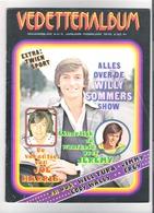 VEDETTENALBUM - NR 3 - JANUARI - FEBRUARI 1978 - WILLY SOMMERS - NEDERLANDS  (V3) - Tijdschriften