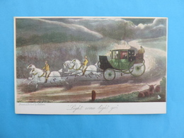 Chevaux. Raphael Tuck & Sons'. Série N°2722 (2) - Paarden