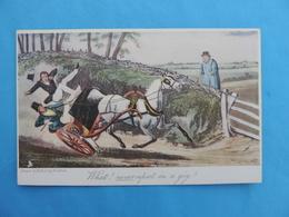 Chevaux. Raphael Tuck & Sons'. Série N°2722 (3) - Paarden